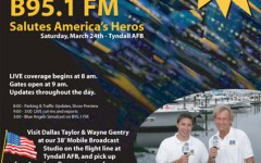 B95 Blue Angels Ad