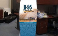B95 – Charity Surfboard